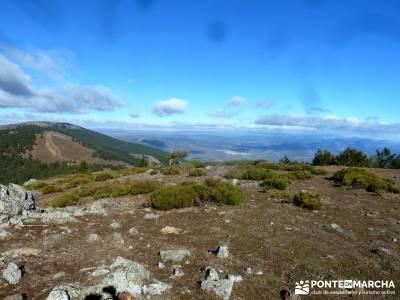 Valle Iruelas- Pozo de la Nieve; cabrillas salinas de imon lagunilla yelmo madrid